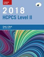 2018 HCPCS Level II Standard Edition