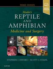 Mader's Reptile and Amphibian Medicine and Surgery