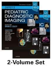 Caffey's Pediatric Diagnostic Imaging, 2-Volume Set