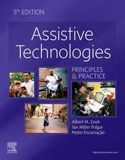 Assistive Technologies: Principles and Practice
