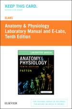 eLabs for Anatomy & Physiology (Access Code)