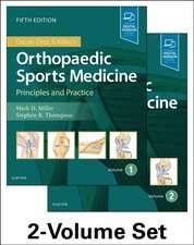 DeLee, Drez and Miller's Orthopaedic Sports Medicine: 2-Volume Set