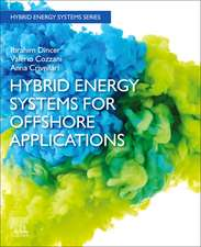 Hybrid Energy Systems for Offshore Applications