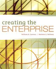Creating the Enterprise [With Access Code]