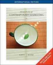 Principles of Contemporary Marketing