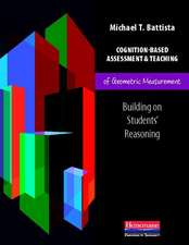 Cognition-Based Assessment and Teaching of Geometric Measurement:  Building on Students' Reasoning