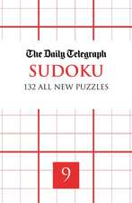 Daily Telegraph Sudoku 9