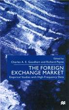 The Foreign Exchange Market: Empirical Studies with High-Frequency Data