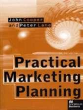 Practical Marketing Planning