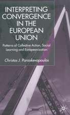 Interpreting Convergence in the European Union: Patterns of Collective Action, Social Learning and Europeanization