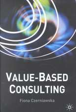 Value-Based Consulting