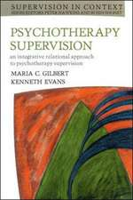 Psychotherapy Supervision: An Integrative Rational Approach to Psychotherapy Supervision