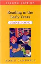 READING IN THE EARLY YEARS HANDBOOK