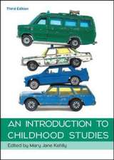 Introduction to Childhood Studies