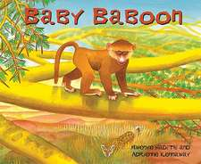 African Animal Tales: Baby Baboon