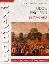 Introduction to Tudor Britain 1485-1603