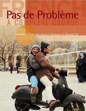 Pas de Probleme:  Student Book
