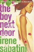 Sabatini, I: The Boy Next Door
