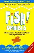 Hagerm, S: Fish! Omnibus
