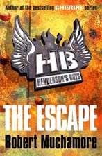 Henderson's Boys 01. The Escape