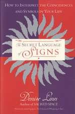Secret Language of Signs