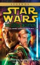 The Cestus Deception:  A Clone Wars Novel