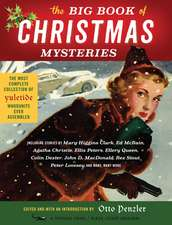 The Big Book of Christmas Mysteries:  At Work and at Play