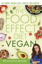 Food Effect Diet: Vegan