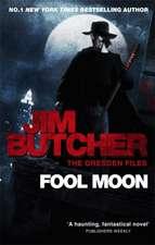 Butcher, J: Fool Moon