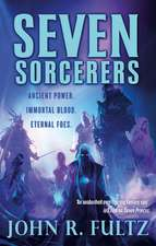 Books of the Shaper 03. Seven Sorcerers