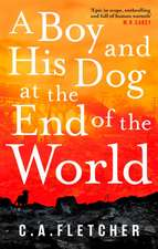 Boy and his Dog at the End of the World