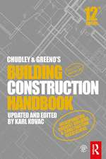 BUILDING CONSTRUCTION HANDBOOK 12E