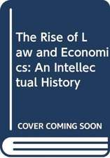 Rise of Law and Economics