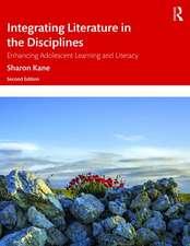 Integrating Literature in the Disciplines