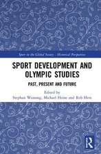 Sport Development and Olympic Studies
