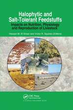 Halophytic and Salt-Tolerant Feedstuffs