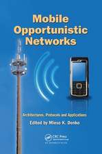 Mobile Opportunistic Networks