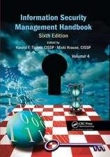 Information Security Management Handbook, Volume 4