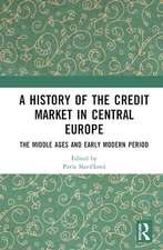 History of the Credit Market in Central Europe