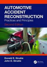 Automotive Accident Reconstruction
