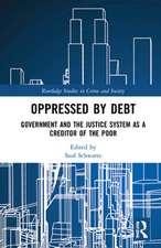 Oppressed by Debt