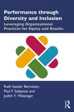 Performance through Diversity and Inclusion