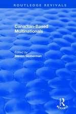 Canadian-Based Multinationals