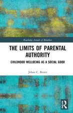 Limits of Parental Authority