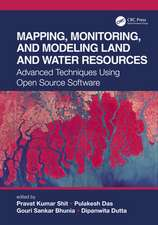 Mapping, Monitoring, and Modeling Land and Water Resources