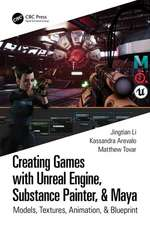 Creating Games with Unreal Engine, Substance Painter, & Maya