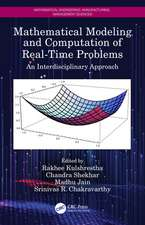 Mathematical Modeling and Computation of Real-Time Problems