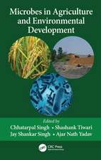 Microbes in Agriculture and Environmental Development