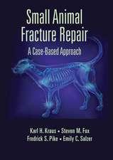 Small Animal Fracture Repair