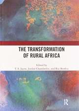 Transformation of Rural Africa